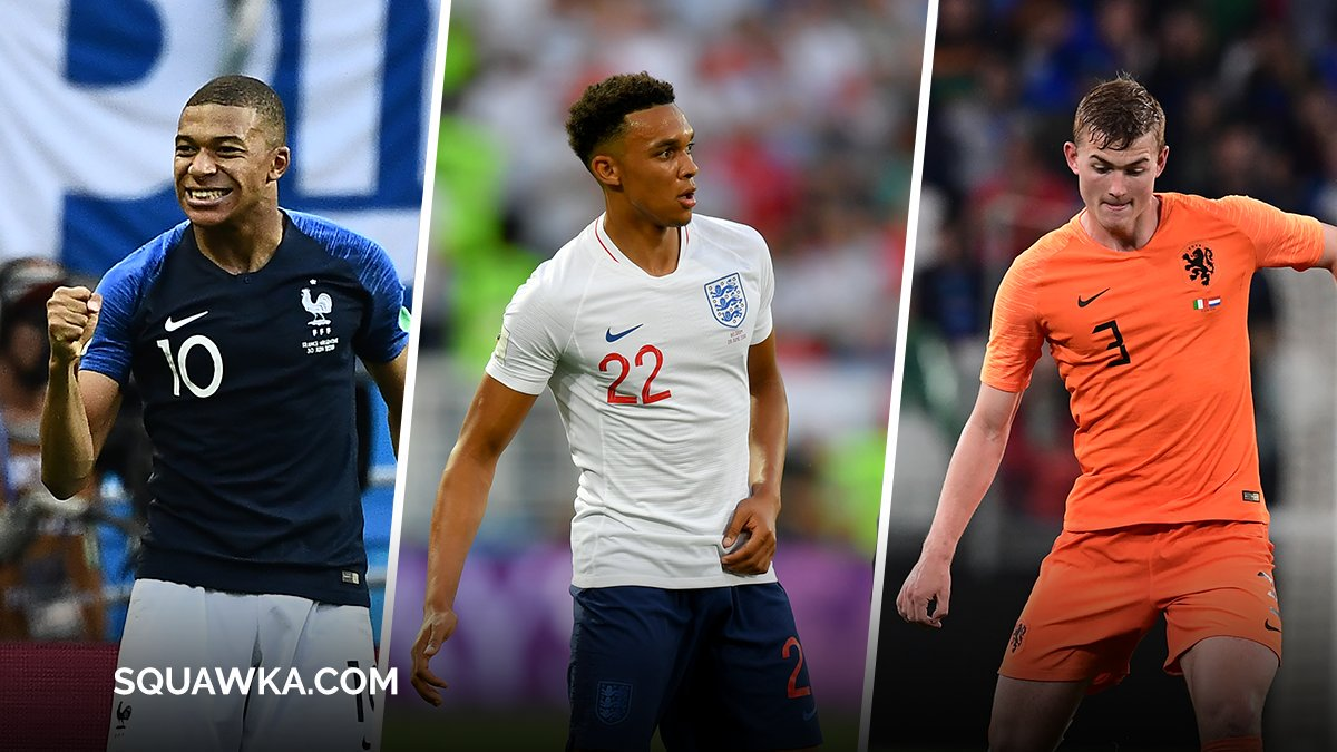 cac5b84c8 ICYMI  The 2018 Golden Boy shortlist has been reduced to 40 names - https