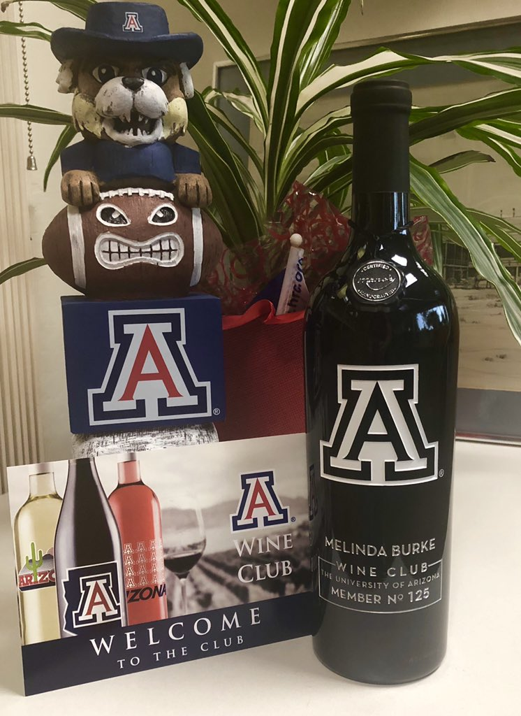 Melinda Burke On Twitter My First Uaaa Wildcat Wine Shipment Has