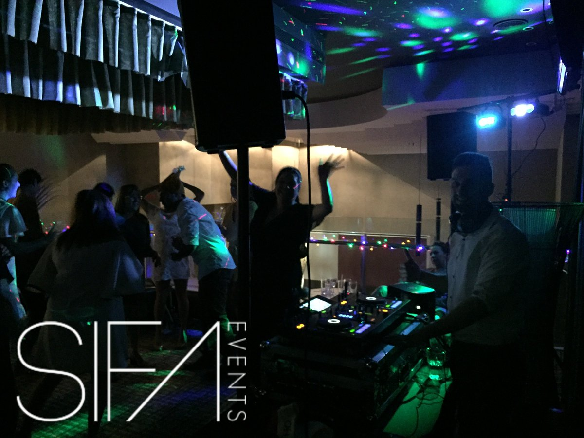 Any DJ, should make themselves aware of some tips and tricks in order to overcome the obstacle of how to get people dancing. At SIFA Events we believe in ensuring that our DJ's are equipped before setting out for an event. Get a better job with our DJs. #SIFAEvents #BirthdayEvent https://t.co/G3zKNwzldp