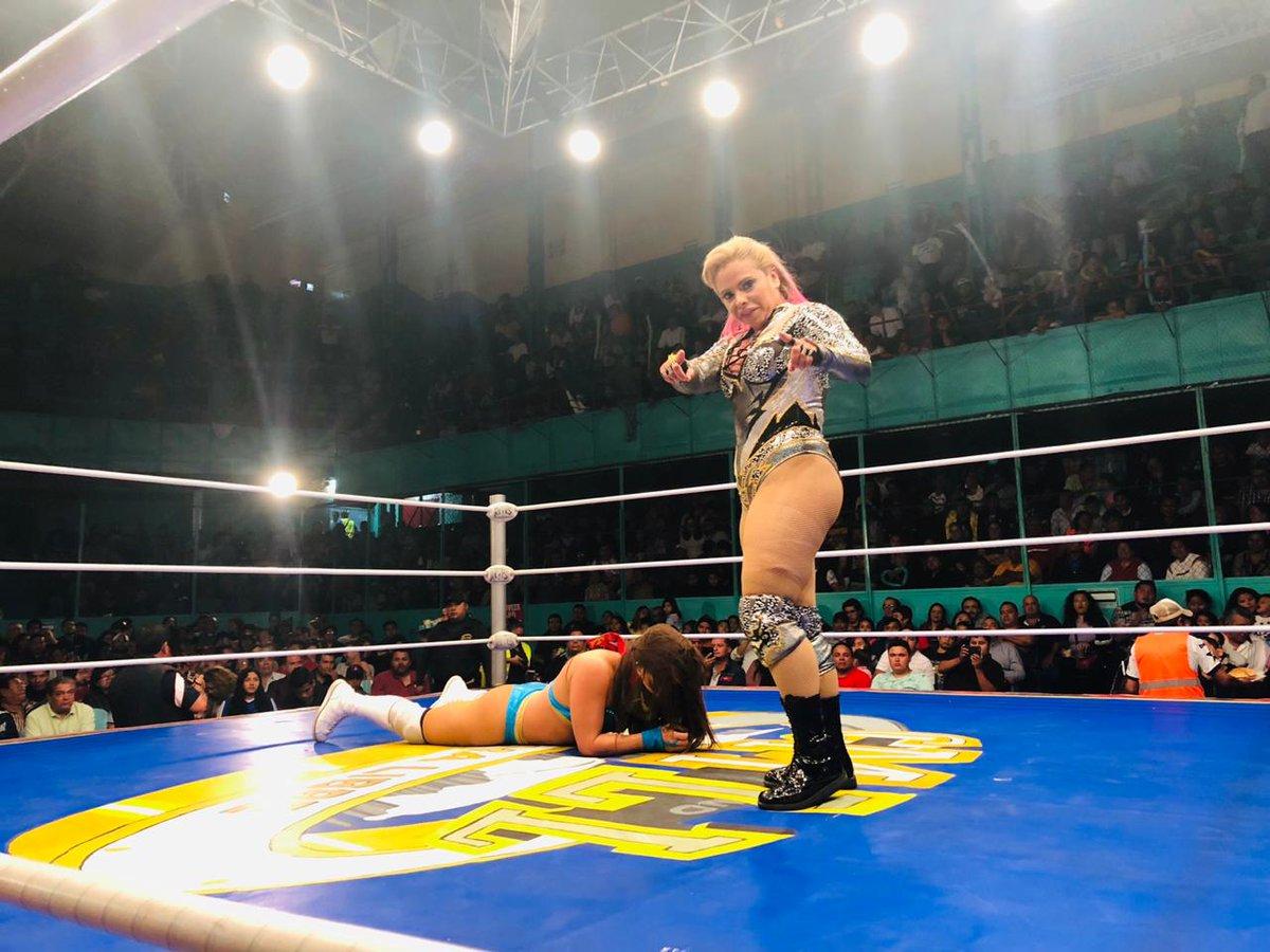CMLL: Una mirada semanal al CMLL (Del 27 septiembre al 3 octubre de 2018) 14