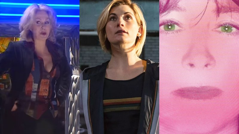 """The intriguing contrasts between Doctor Who's two """"non-canon"""" female doctors"""