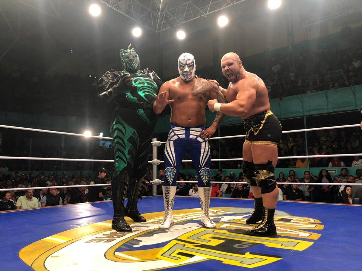 CMLL: Una mirada semanal al CMLL (Del 27 septiembre al 3 octubre de 2018) 15