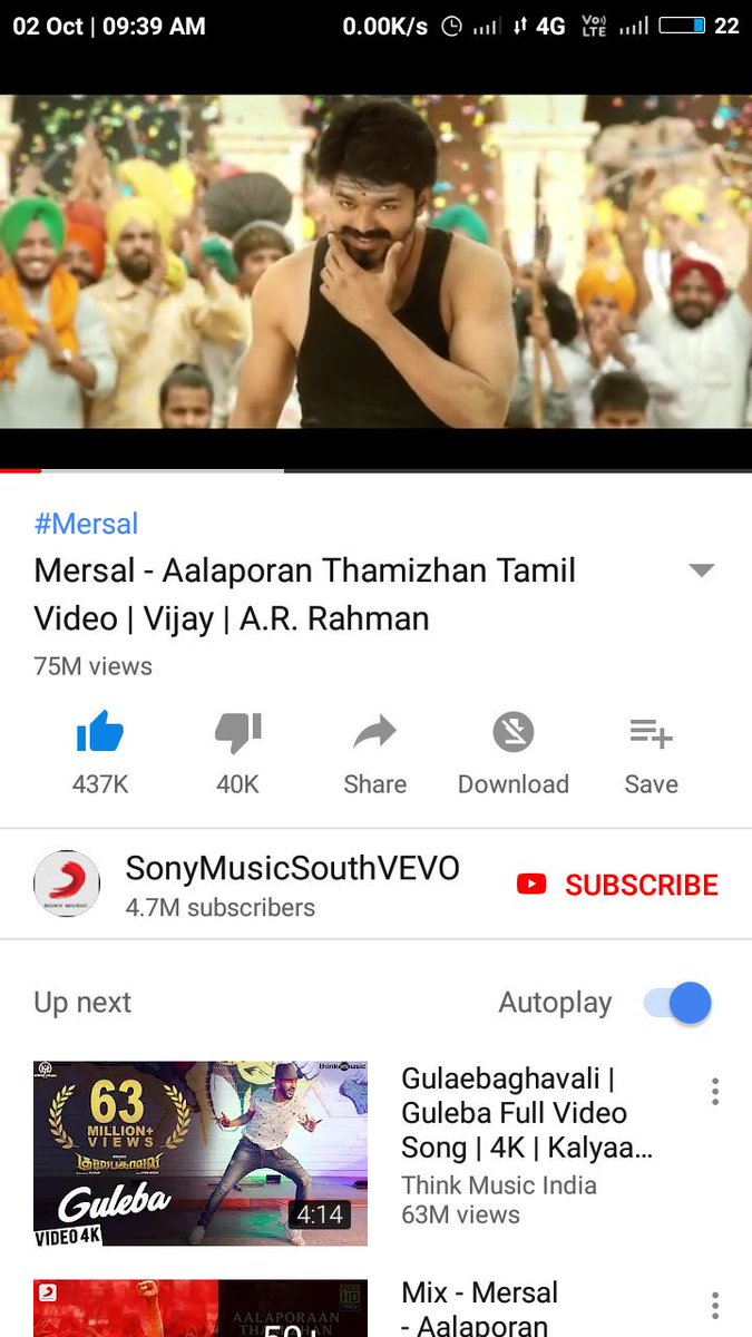 By Photo Congress || Mersal Video Songs Download 4k