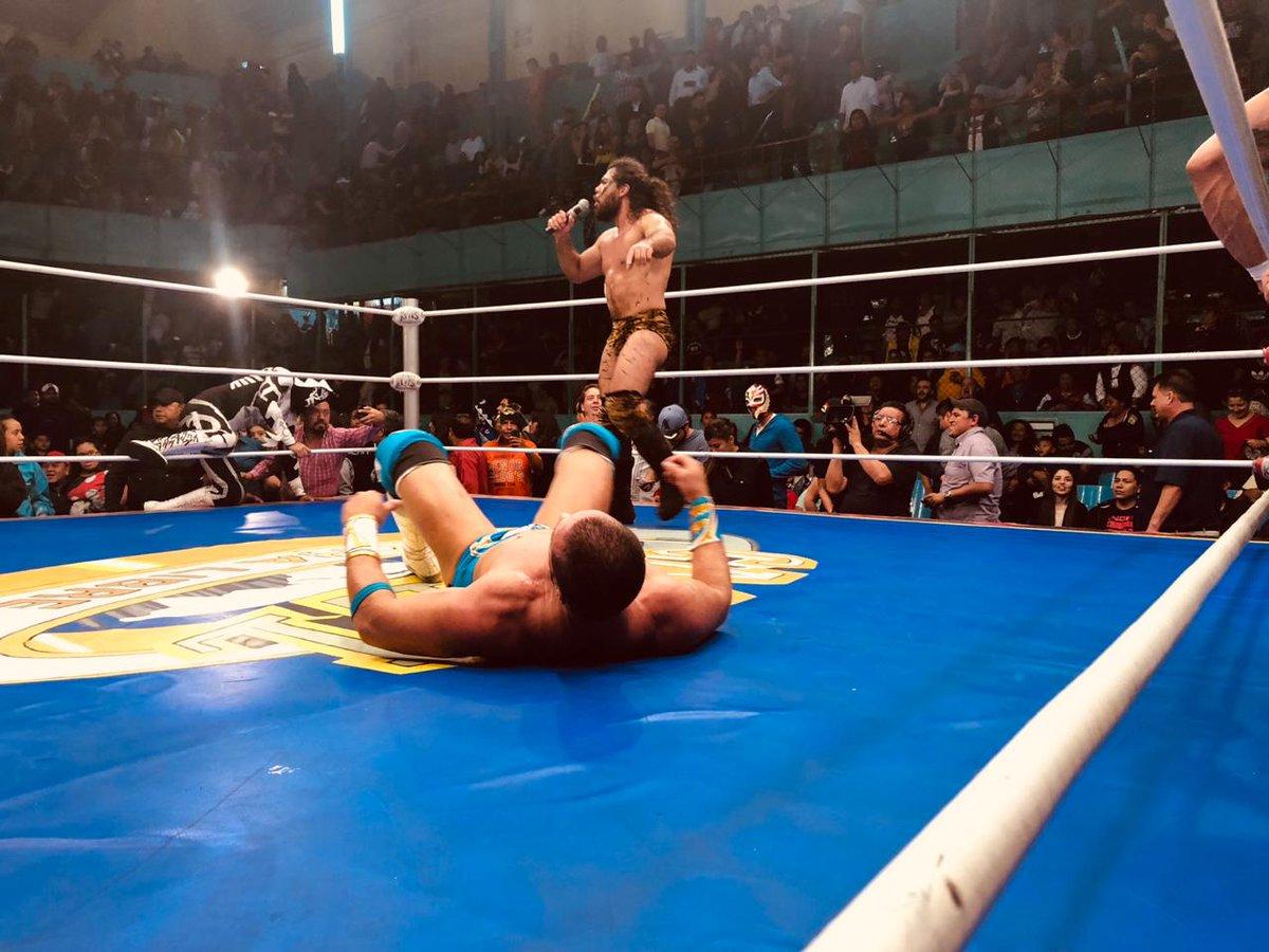 CMLL: Una mirada semanal al CMLL (Del 27 septiembre al 3 octubre de 2018) 16