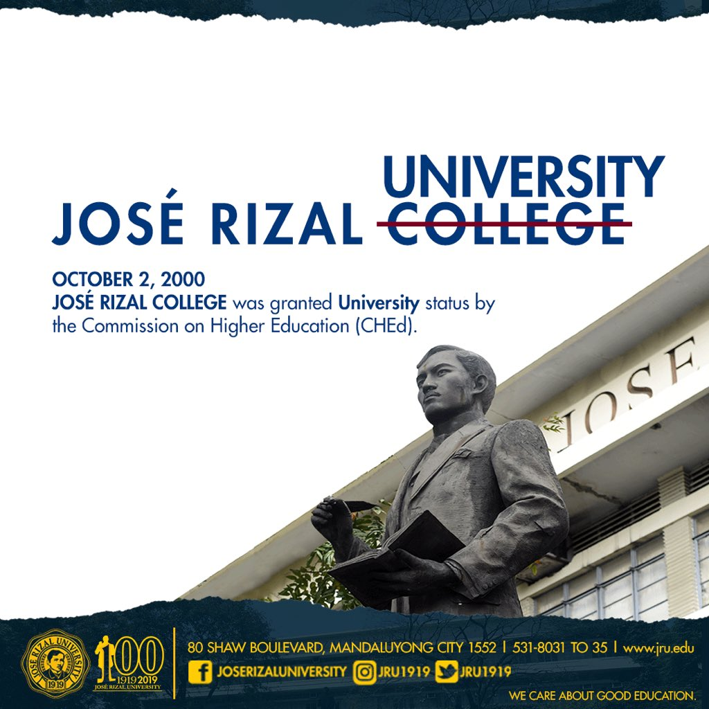 jose rizal university tuition fee high school