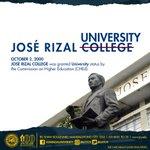 Image for the Tweet beginning: Mabuhay Rizal!