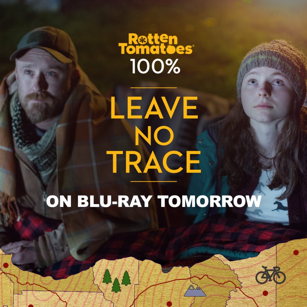Leave No Trace Movie Leavenotracemov Twitter