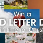 Win a £250 Red Letter Day. Find out more https://t.co/dX0OYhXeip