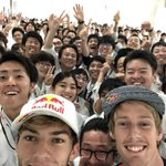 Thanks for the welcome @HondaRacingF1 ! 🇯🇵🇯🇵🇯🇵