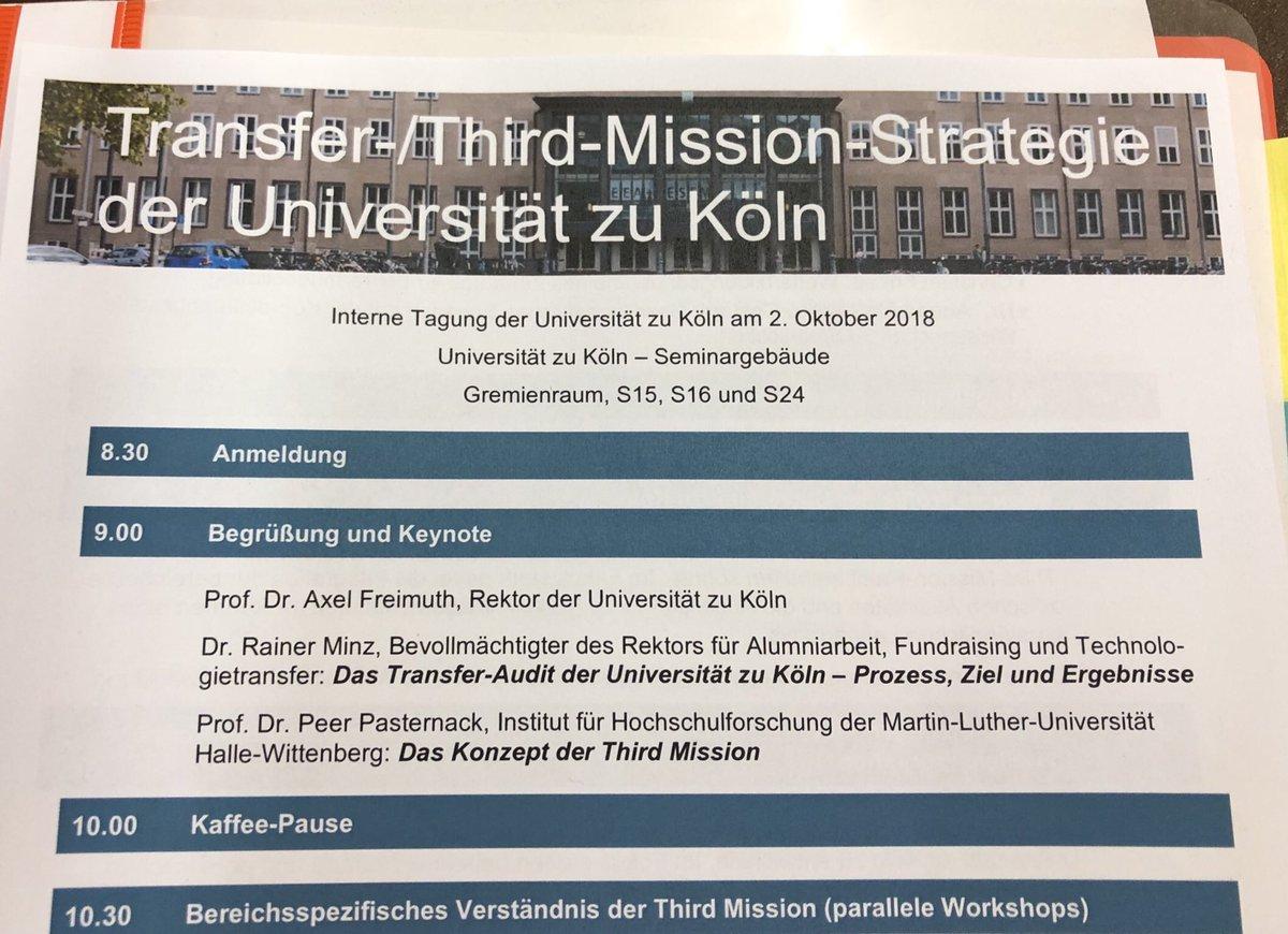 lehrerinnenbildung lehrer_innen - Universitat Koln Bewerbung