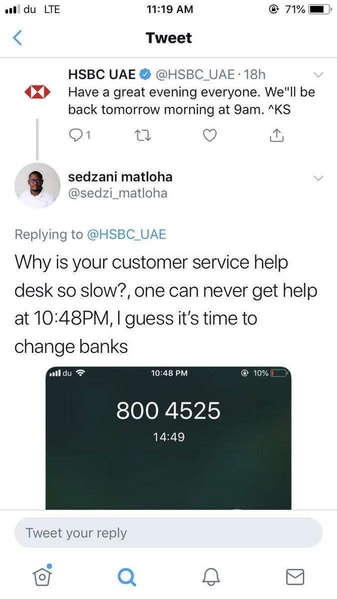 HSBC UAE on Twitter: