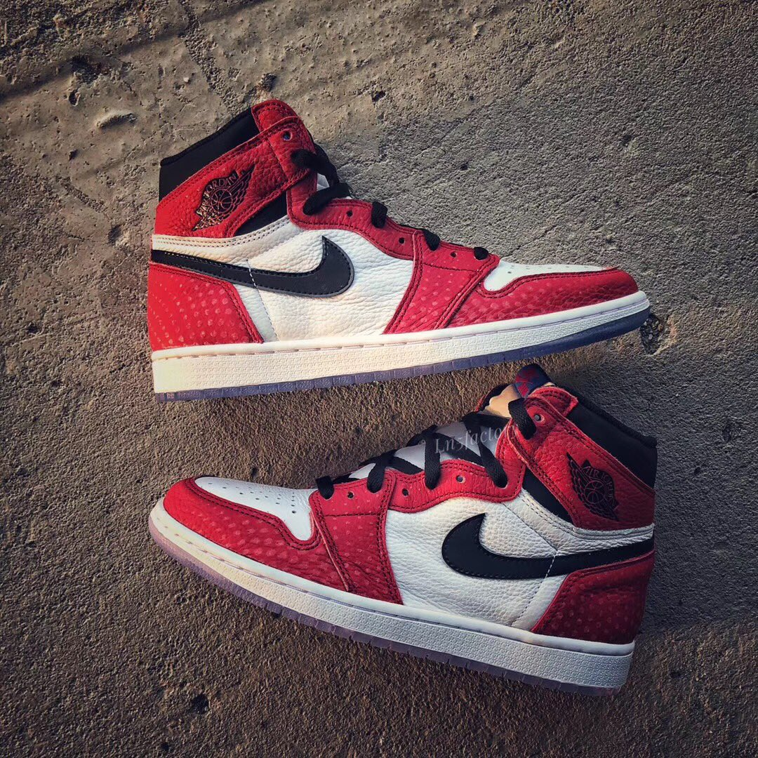 "d480ea86c2ef Air Jordan 1 Retro High OG ""Chicago Crystal"" to release in 2019 https    sneakerbardetroit.com air-jordan-1-chicago-crystal-clear-sole-release-date   ..."
