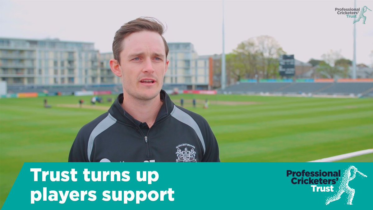 🏏 Following on from the launch of the Professional @CricketersTrust earlier today, past and present professional cricketers reveal heartfelt stories and support received from the Professional Cricketers Trust. 👉 bit.ly/CricketersTrust #WeTakeCareOfOurOwn