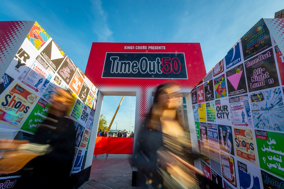 ... Time Out Group CEO @juliobruno11 talks about the brand's past, present  and future #TimeOut50 ...