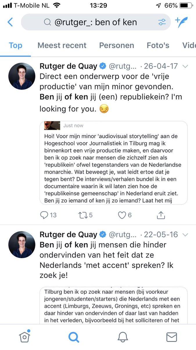 Rutger M De Quay On Twitter Niks Menselijks Is Ons Vreemd