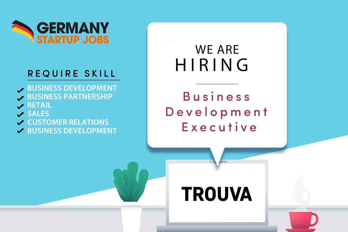 are you looking for business development job