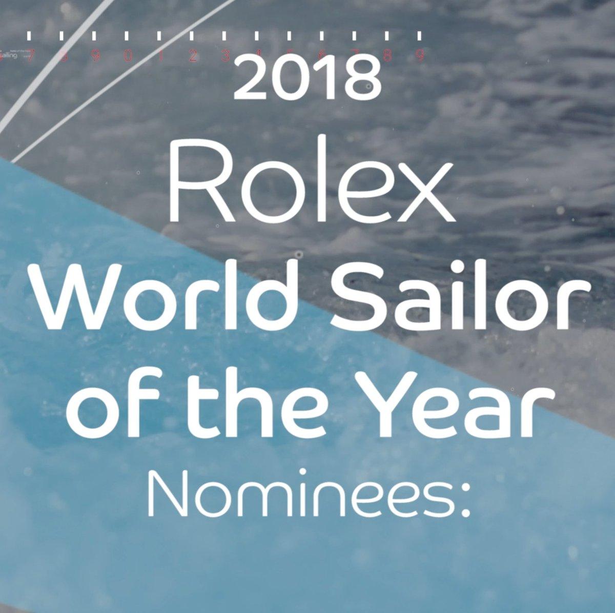 2018 Formula Kiteboarding World Champion Daniela Mororz 🇺🇸 is a finalist for the Rolex World Sailor of the Year Award. ⌚️🏆