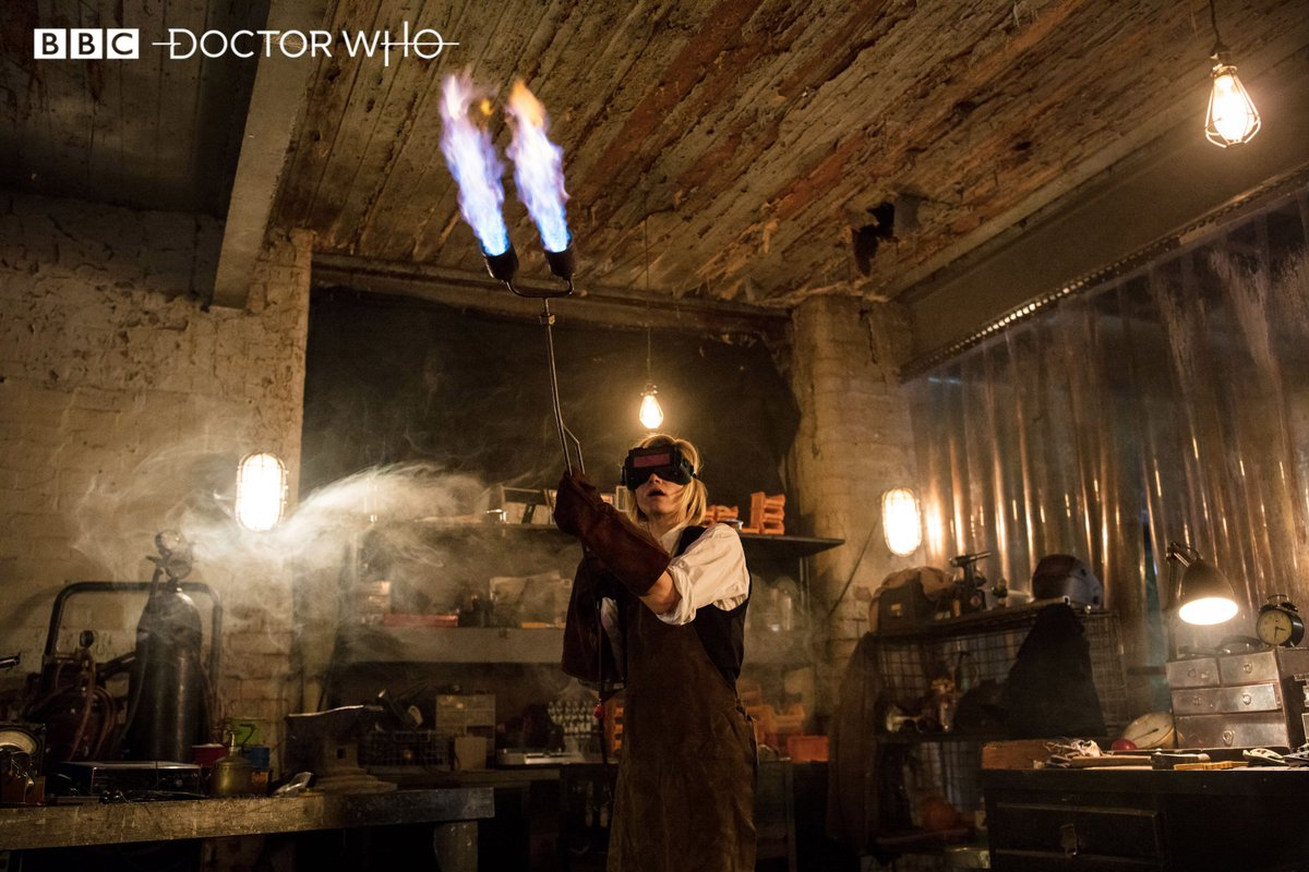 Doctor Who series 11 Sunday October 7th 6.45 PM BBC 1 Dofj_cpXoAAw8Oc