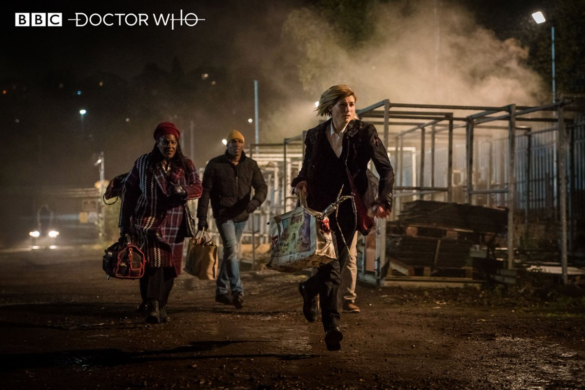 Doctor Who series 11 Sunday October 7th 6.45 PM BBC 1 DofkEB3XUAE05bS