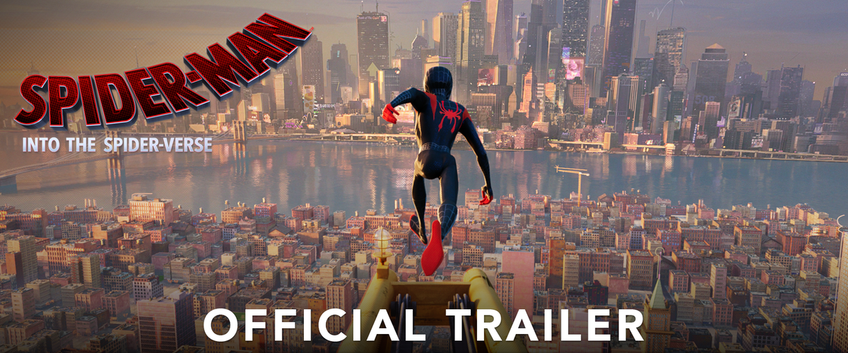 """""""How many more Spider-People are there?"""" Watch the new #SpiderVerse trailer to find out. 12.14.18 🕷"""