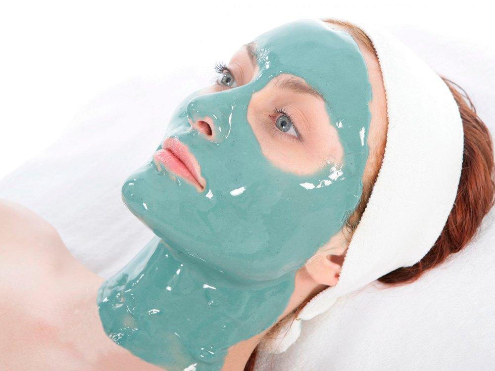 альгинатная маска для лица волшебный коктейль