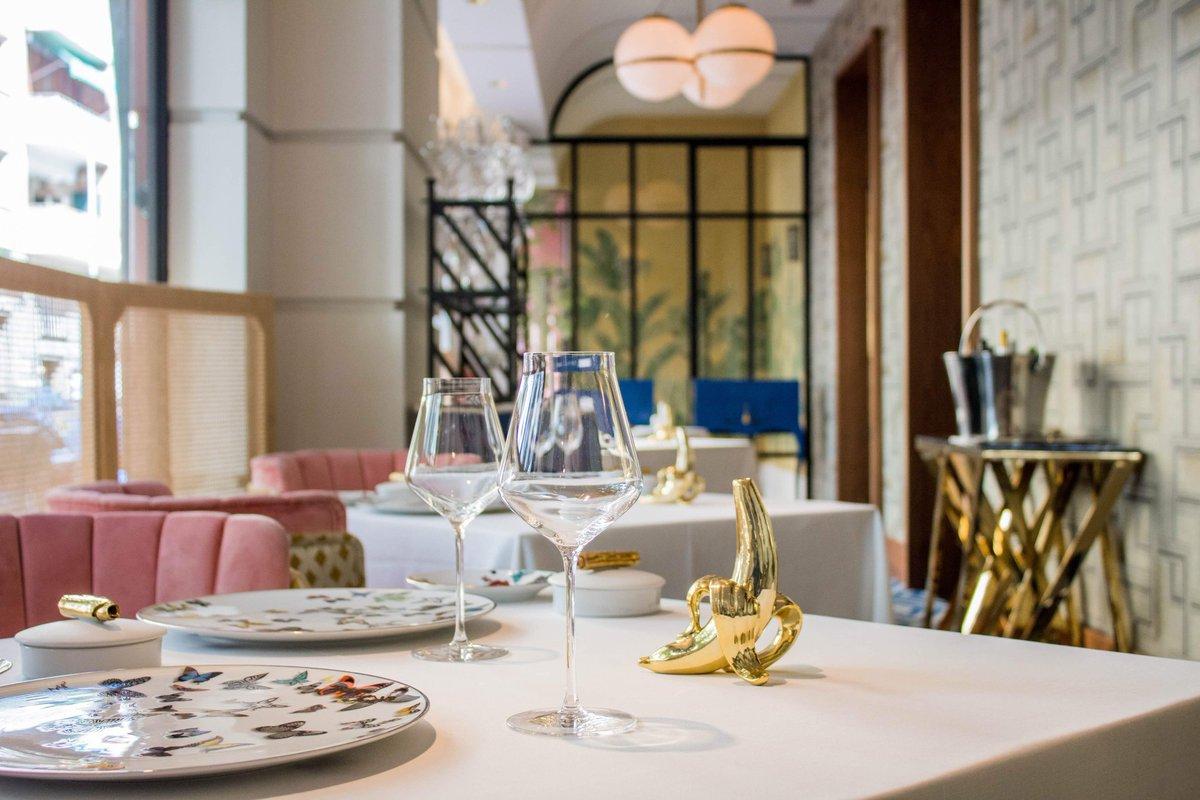 """Restaurante Coque on Twitter: """"No es una copa vacía, es el principio de una gran historia. #Coque @ChefSommelierES #restaurante #Madrid #EstrellaMichelín… https://t.co/9V7rVyQx8x"""""""