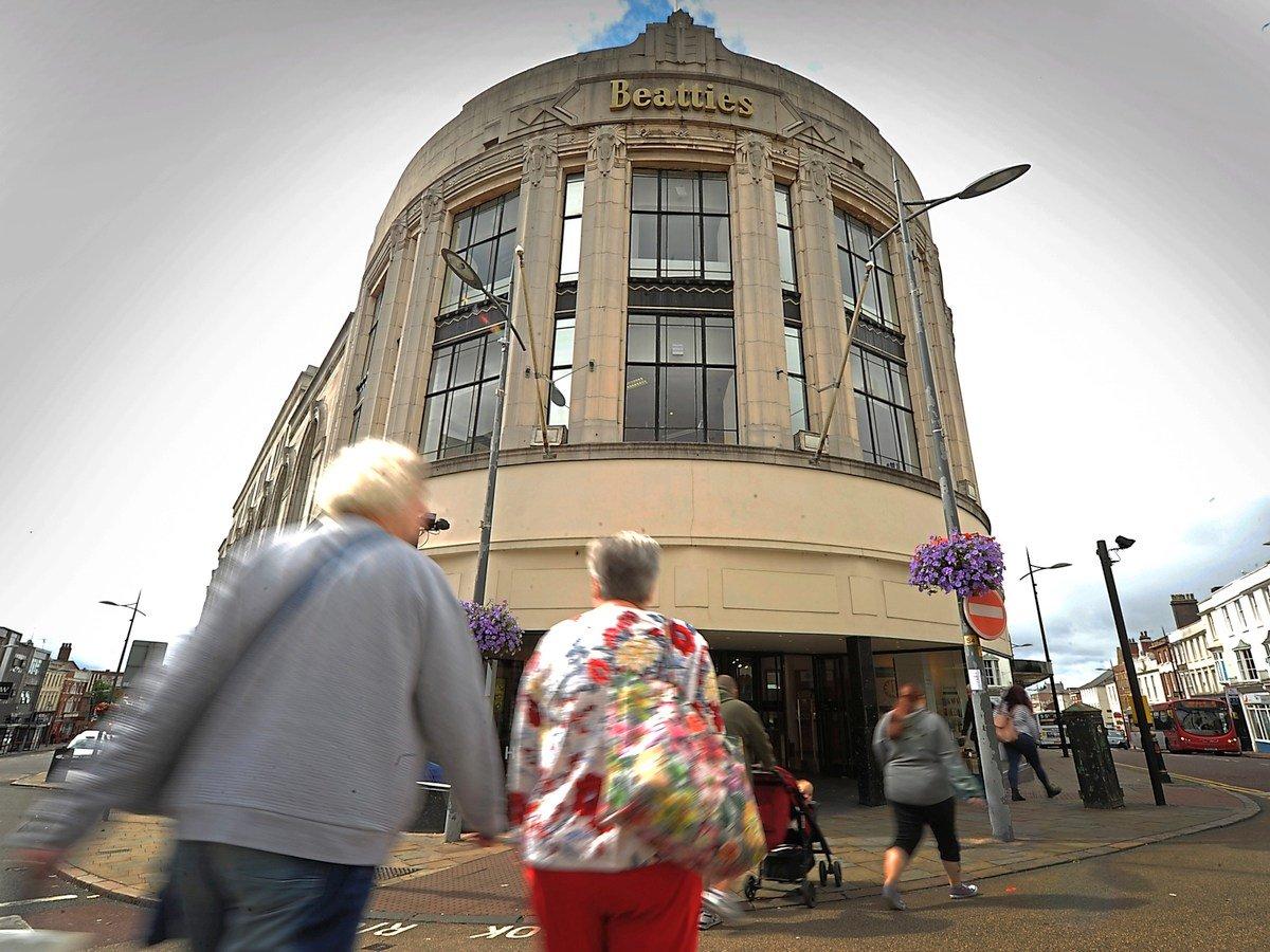 Birmingham News's photo on House of Fraser