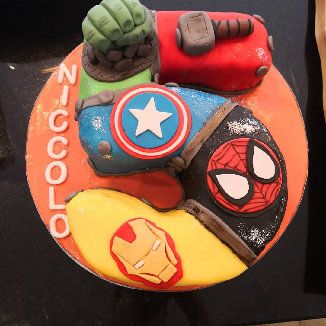 Andy Gill On Twitter Check Out Our Latest Birthday Cake From Us