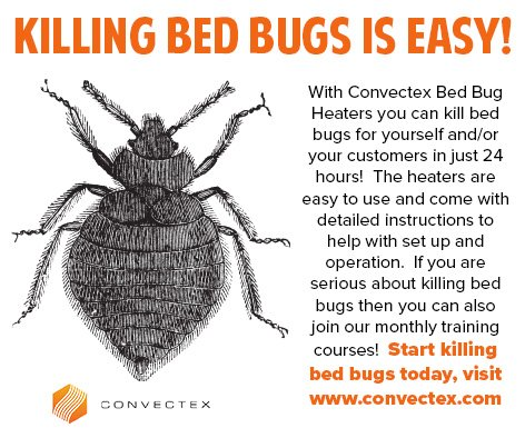Convectex On Twitter With Convectex Bed Bug Heaters You Can Kill Bed Bugs For Yourself And Or Your Customers In Just 24 Hours If You Are Serious About Killing Bed Bugs Then You