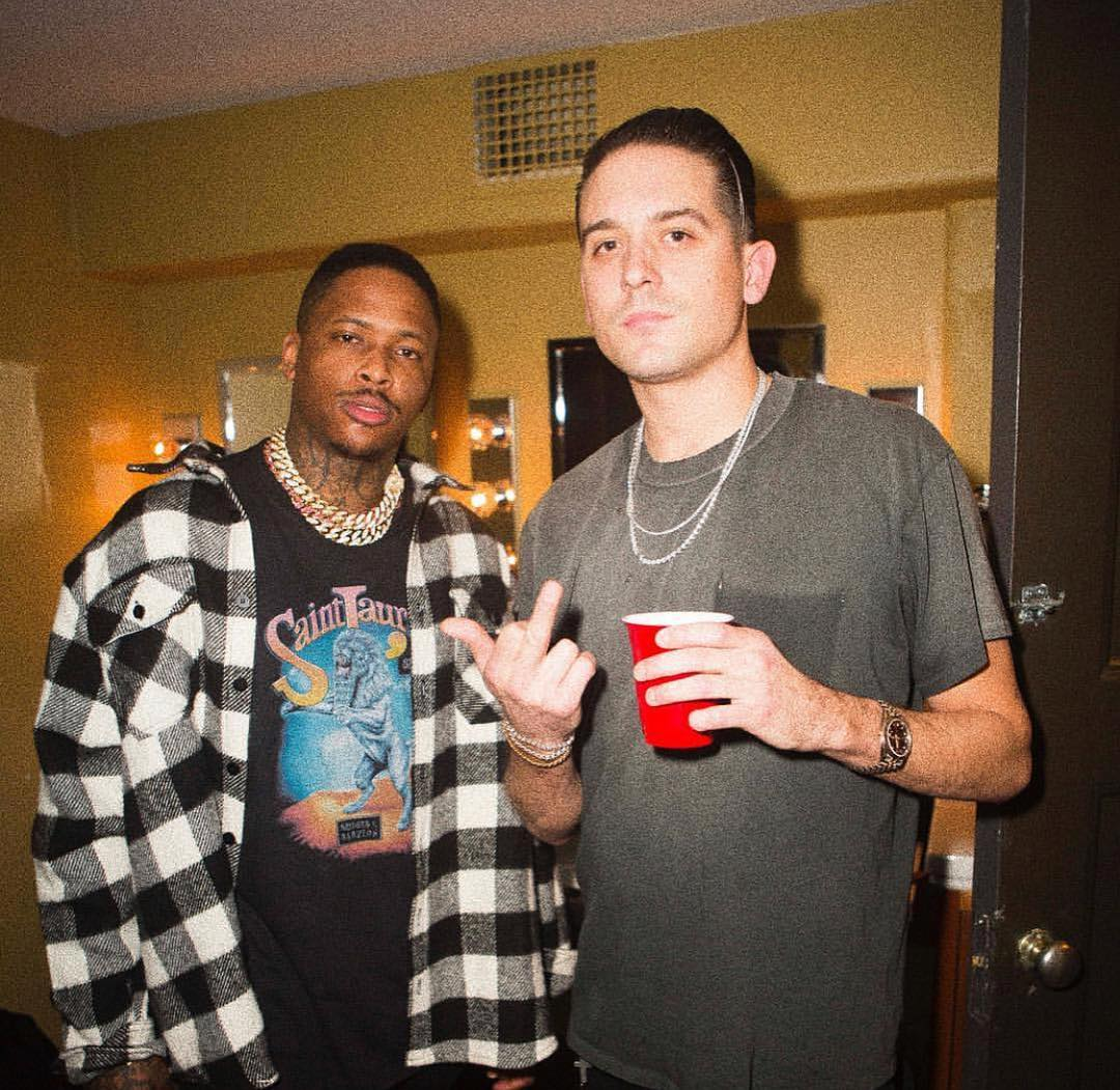 """.@G_Eazy and @YG team up on """"Endless Summer Freestyle."""" thefader.com/2018/10/02/g-e…"""