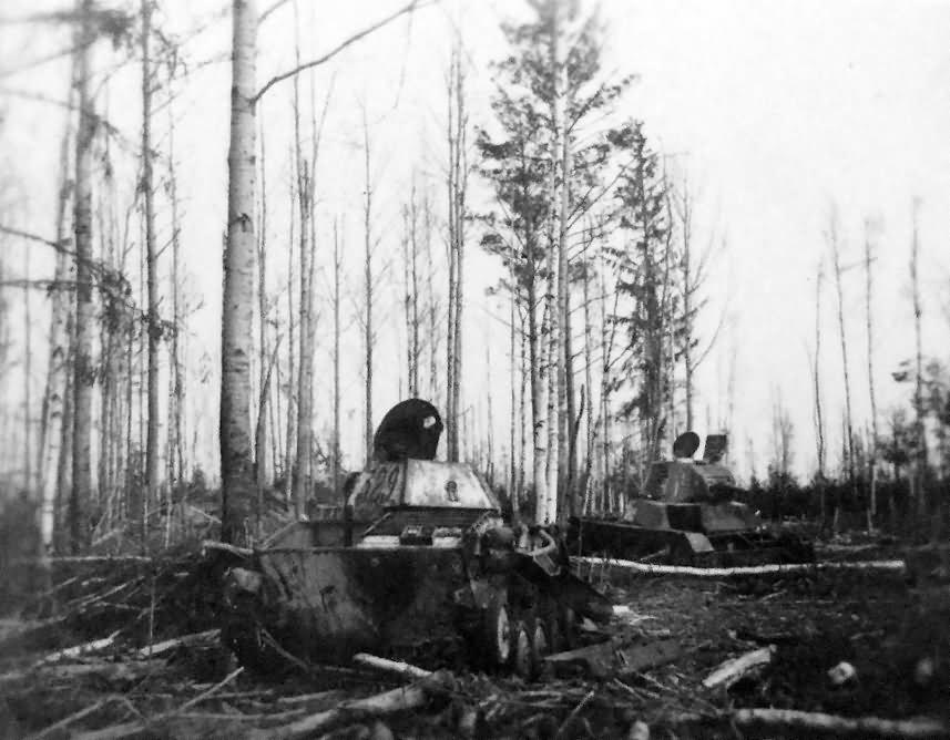 Немецкая фотохроника волховский фронт