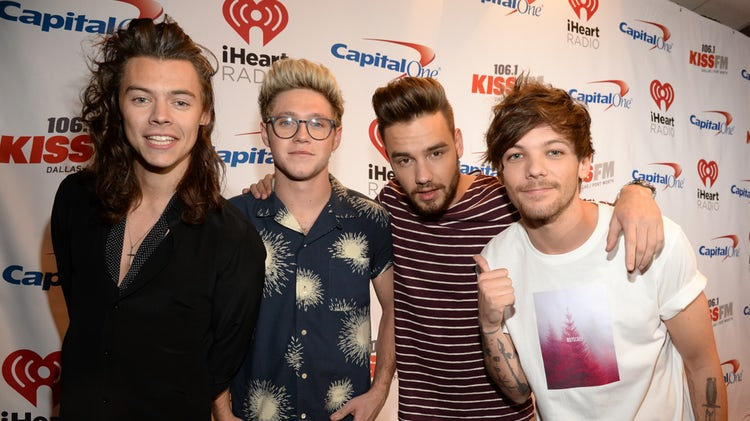 Liam Payne wants #OneDirection to reunite soon, so we'll just be here sobbing. 😭 >> https://t.co/E3pxAMyYAl