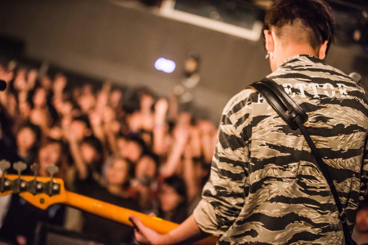 2018.10.2(Tue) OSAKA MUSE  フィッシュライフ ラストワンマン 〜太平洋大作戦 Final〜 3  撮影 : ナツミ(@n_t_m_080725 )