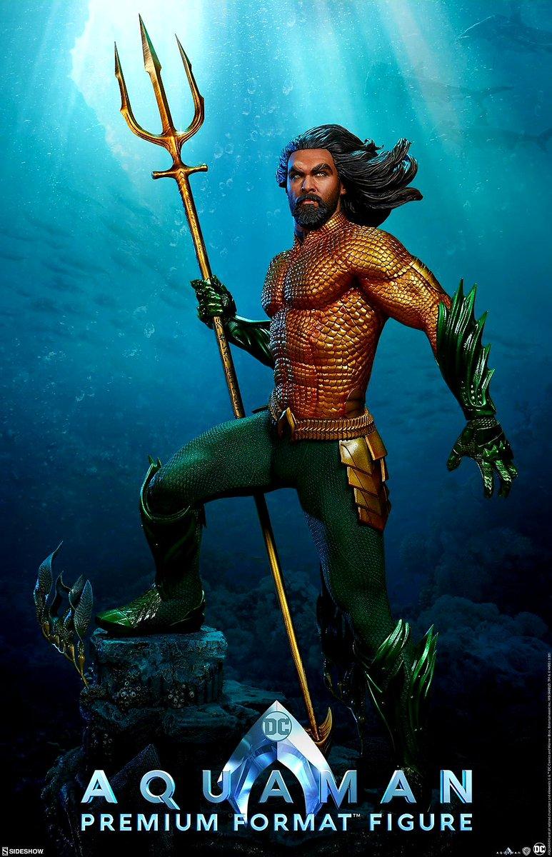 Aquaman New Promo Art Behind The Scenes Stills Comic Book