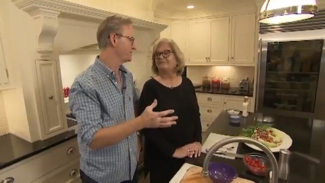 ".@SteveDoocy and Kathy Doocy take us inside their home and behind the scenes for a sneak peek at some of the recipes in ""The Happy Cookbook"" - out today! https://fxn.ws/2OtJytf"