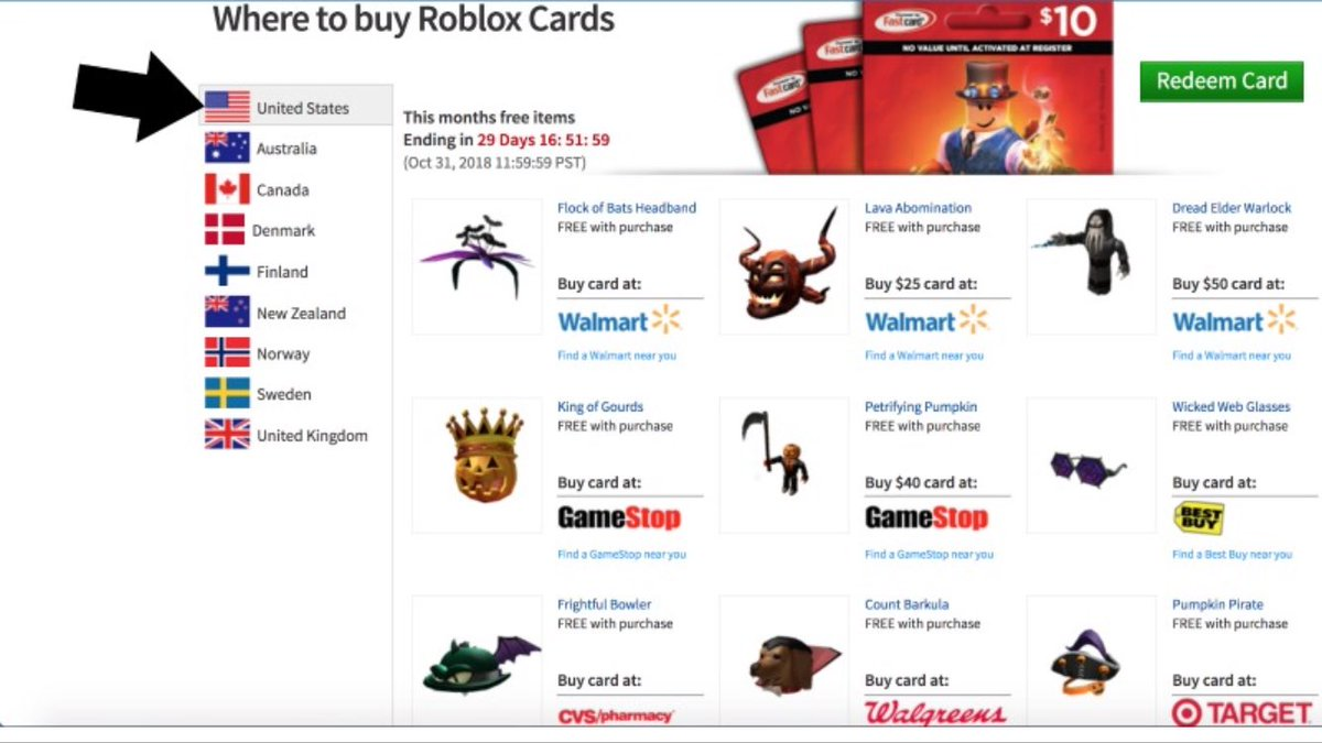 Free Roblox Promo Codes Main Links - BerkshireRegion