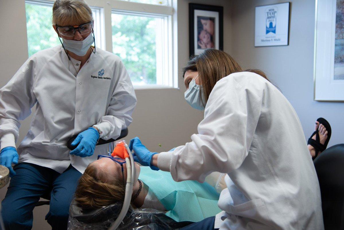 Virginia Family Dentistry on Twitter:
