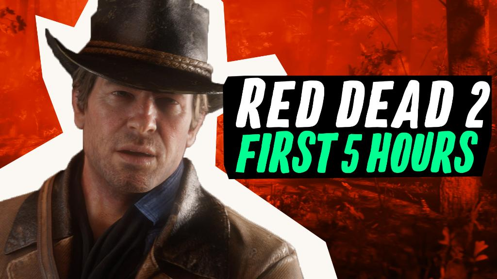 We played the first 5 hours of #RedDeadRedemption2. Here's what we saw 👀 l.gamespot.com/6010DN0bo