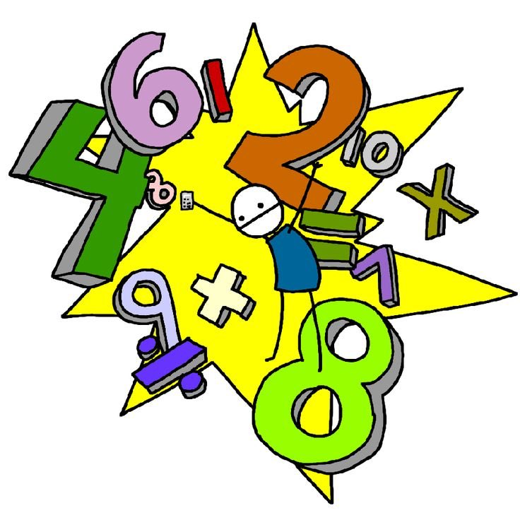 Math And Literacy Night Clipart Wwwbilderbestecom