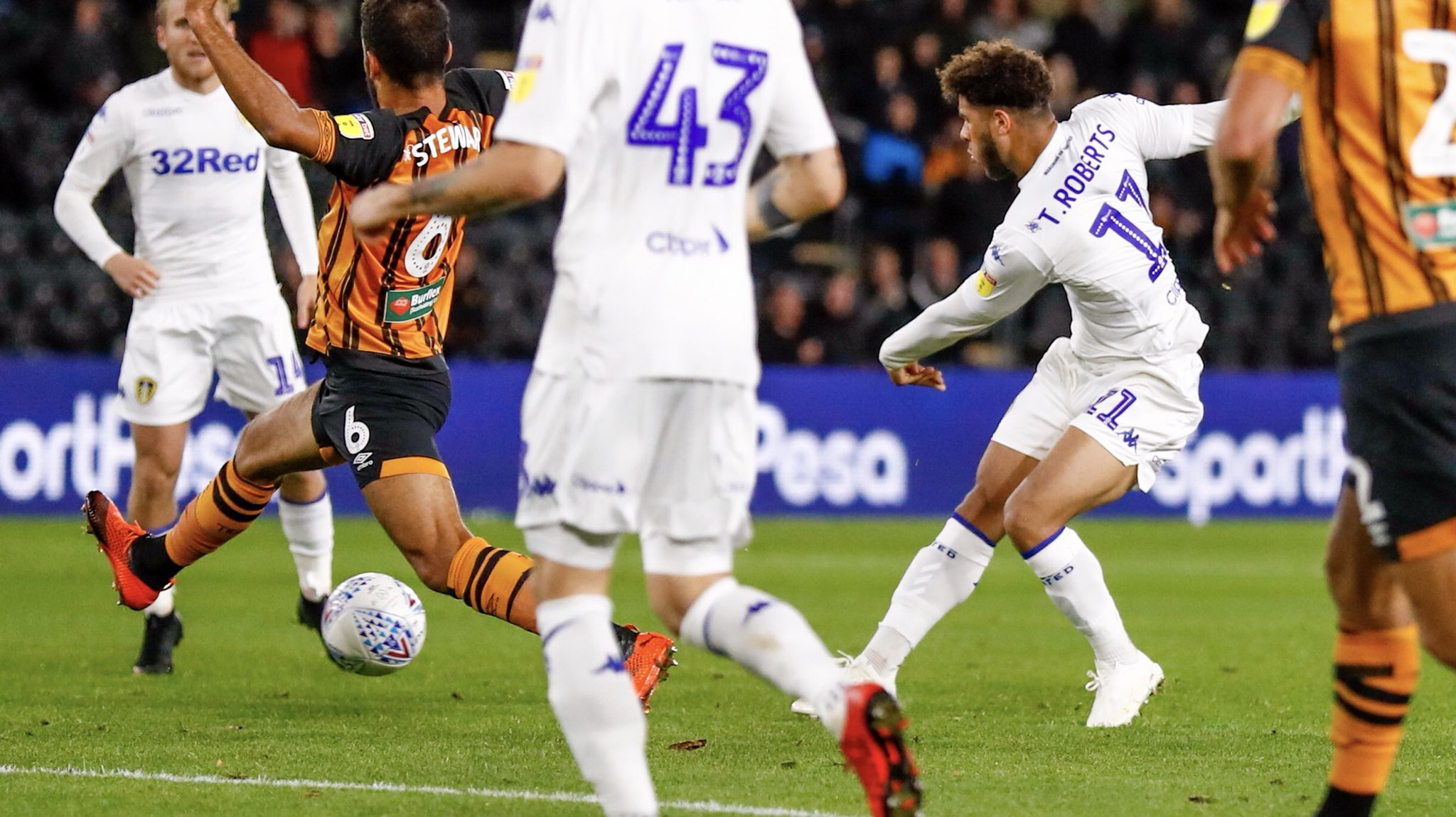 Hull City – Leeds 0-1