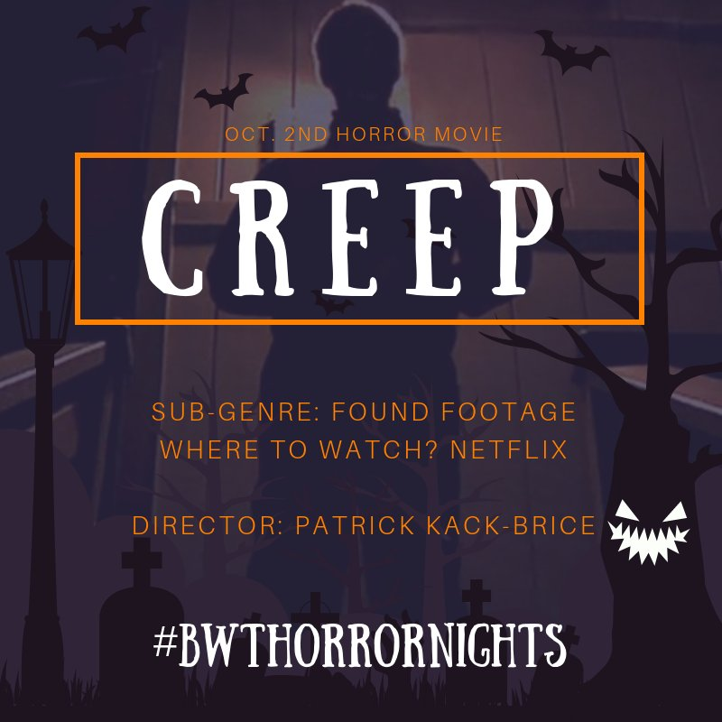 BWTHorrorNights hashtag on Twitter