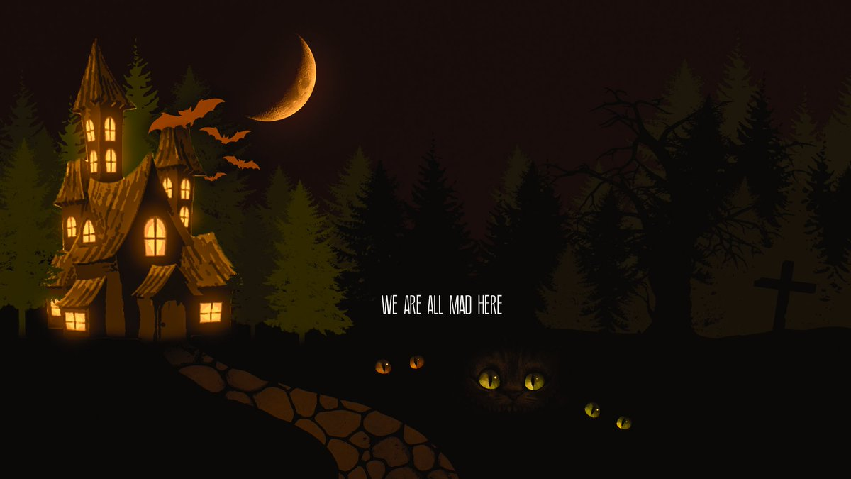Mimmi Elsa On Twitter Made Some Halloween Wallpapers Feel Free