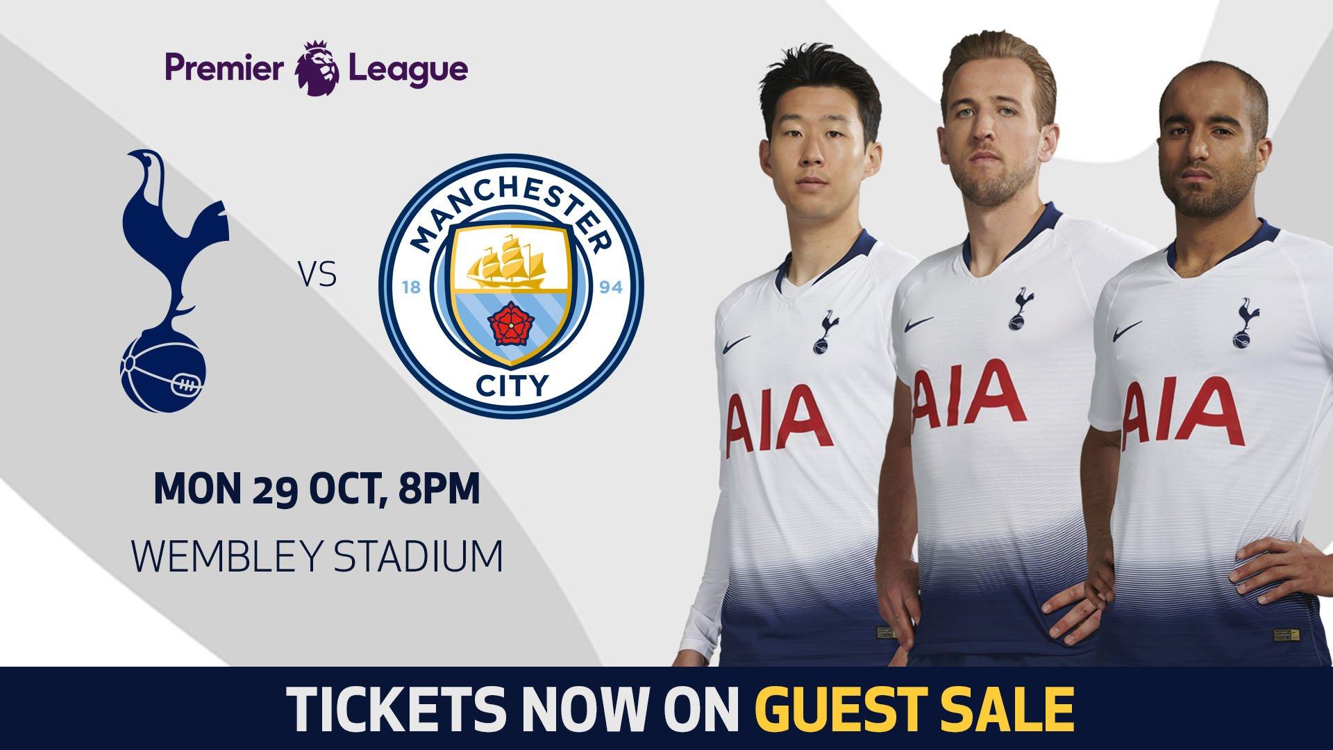 Tickets Tottenham