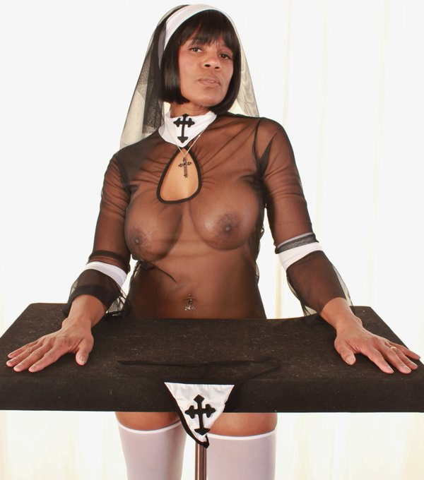 @HWD_latex @LotteLaVey I love it. I want to be a #naughty #latex nun https://t.co/LaAPyYsPYT