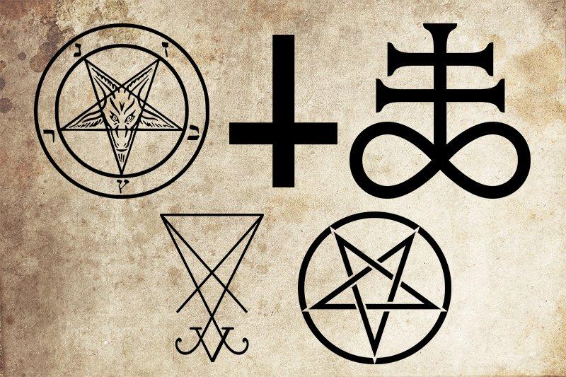 Satanistische Handzeichen