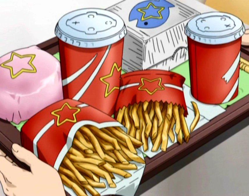 Food hentai