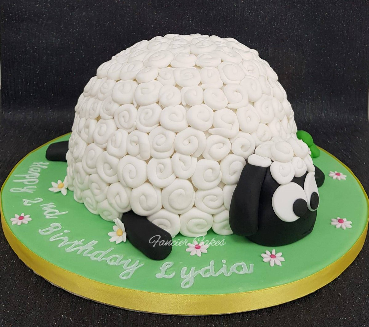 Fancier Cakes On Twitter Baa Baa Black Sheep Have You Any Wool