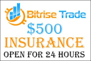 Image for BITRISE TRADE Insurance OPEN!