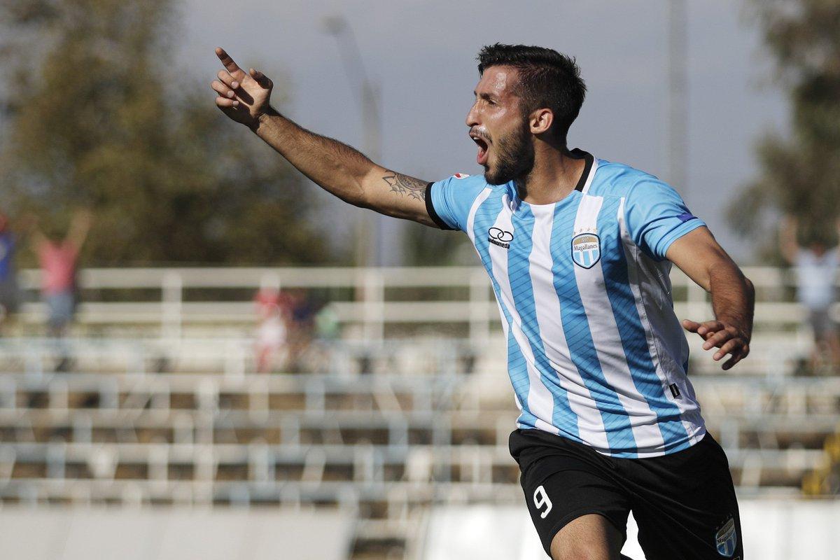 """Club Magallanes على تويتر: """"ATENCIÓN HINCHAS CARABELEROS!! Nuestro jugador Gonzalo Sosa ha sido nominado por la @ANFPChile para ser el crack de la vigésimo quinta fecha. Entra aquí 👇👇👇y vota por él."""