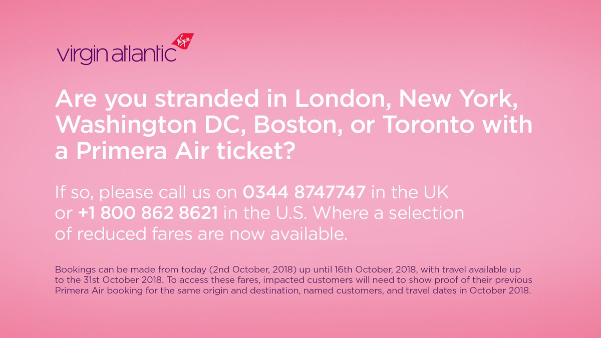 @VirginAtlantic #airtravel